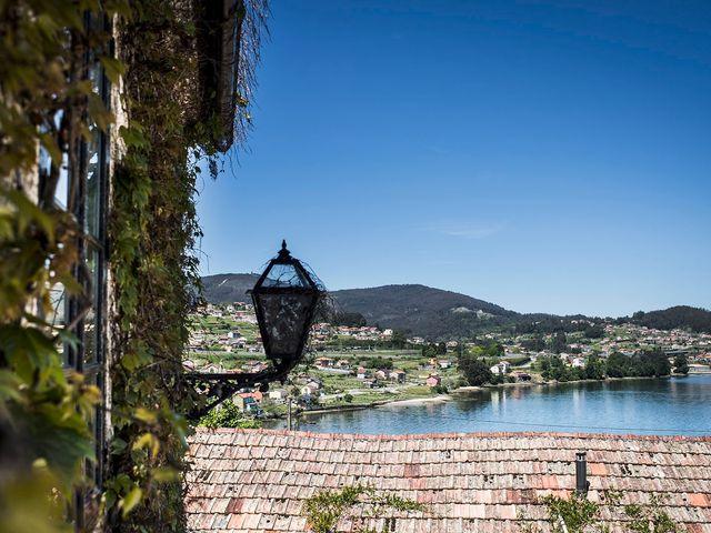 La boda de Álvaro y Laura en Pontevedra, Pontevedra 5