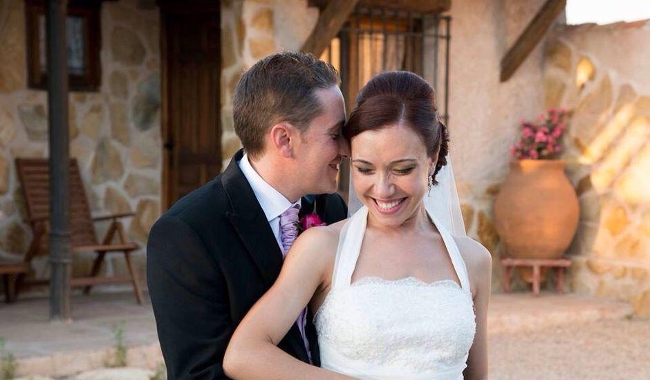 La boda de Sergio y Pilar en Miguel Esteban, Toledo