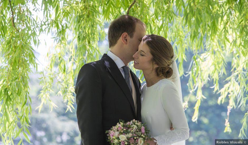La boda de Roque y Romina en Nigran, Pontevedra