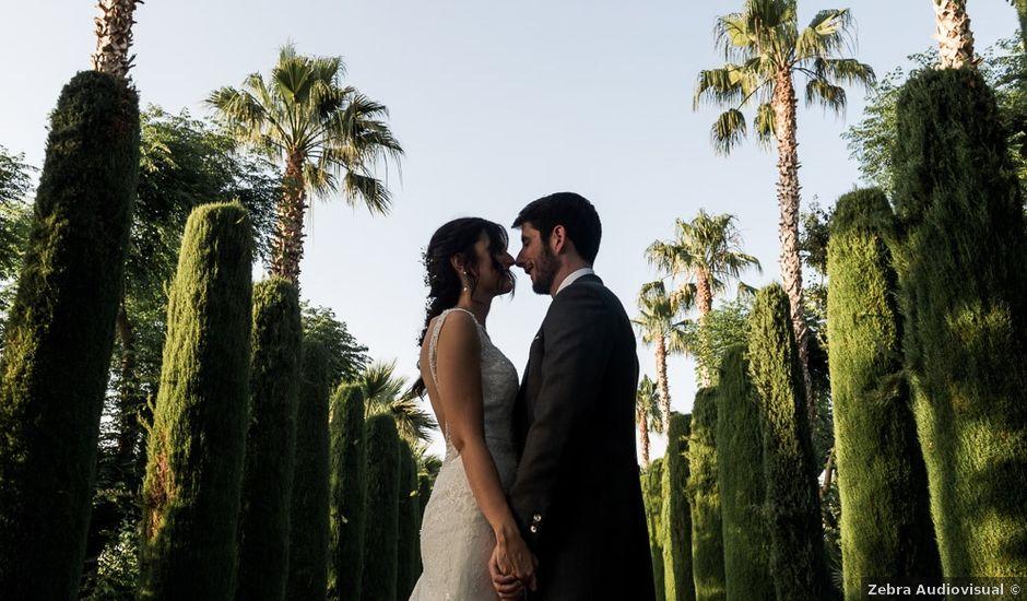 La boda de Gonzalo y Lola en Granada, Granada
