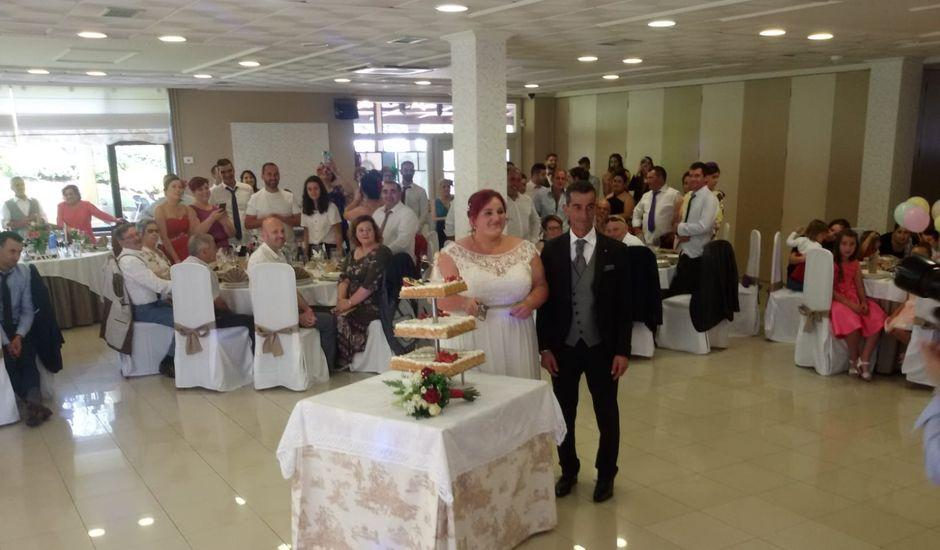 La boda de Antonio y Ana María en O Pino, A Coruña