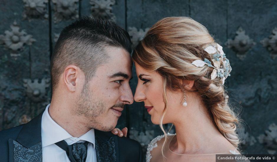 La boda de Sergio y Lola en Los Ramos, Murcia