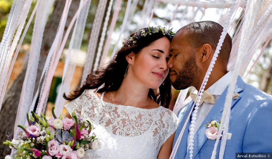 La boda de David y Lissa en Campos, Islas Baleares