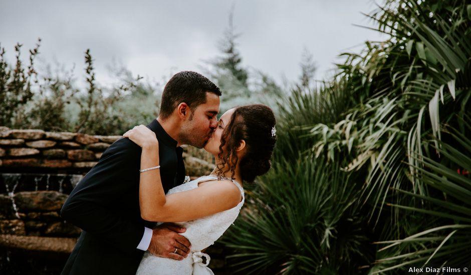 La boda de Miguel y Lisandra en Guadarrama, Madrid