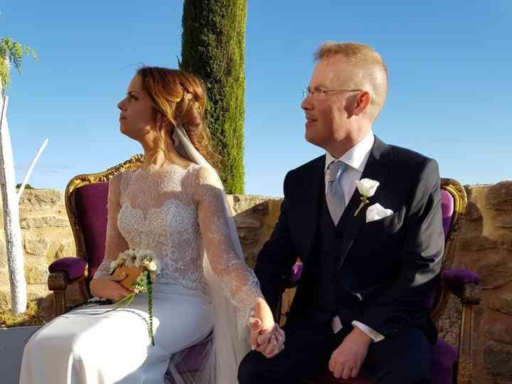 La boda de Ana  y Xavi