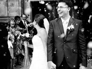 La boda de Iratxe y Javier 1