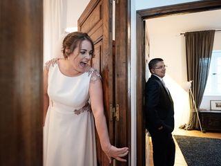 La boda de Fany y Miguel