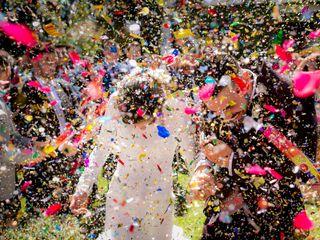 La boda de Thais y Victor