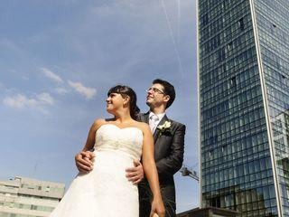 La boda de Iratxe y Javier