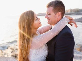 La boda de Guillermo y Angela
