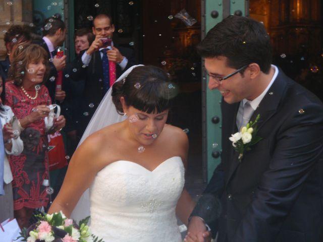 La boda de Javier y Iratxe en Bilbao, Vizcaya 4