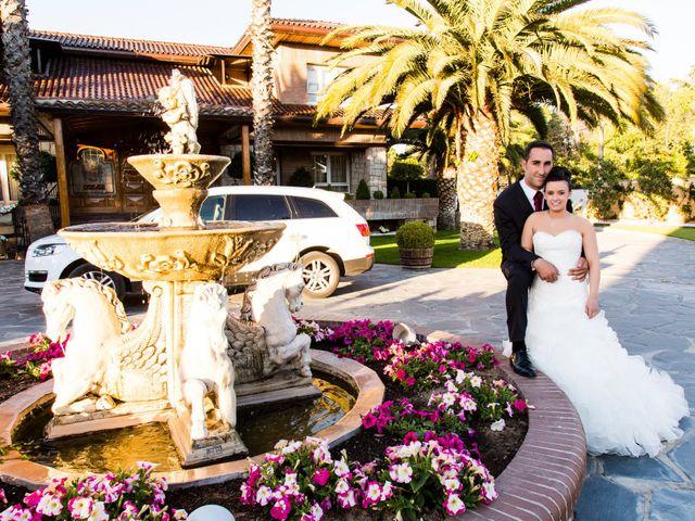 La boda de Sergio y Sonia en Cubas De La Sagra, Madrid 2