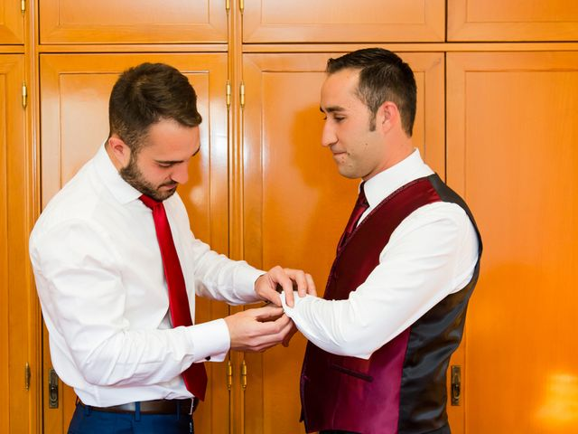 La boda de Sergio y Sonia en Cubas De La Sagra, Madrid 3