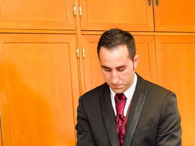 La boda de Sergio y Sonia en Cubas De La Sagra, Madrid 5