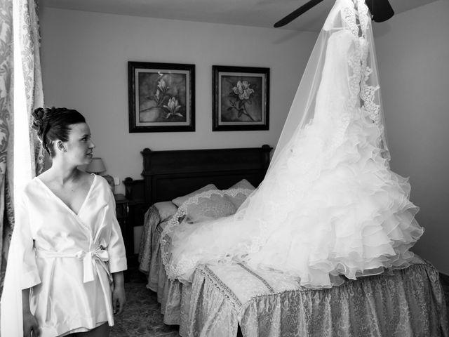 La boda de Sergio y Sonia en Cubas De La Sagra, Madrid 7