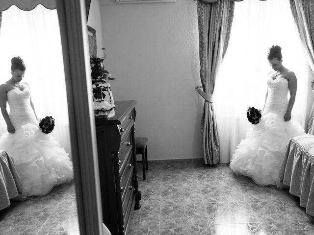 La boda de Sergio y Sonia en Cubas De La Sagra, Madrid 12