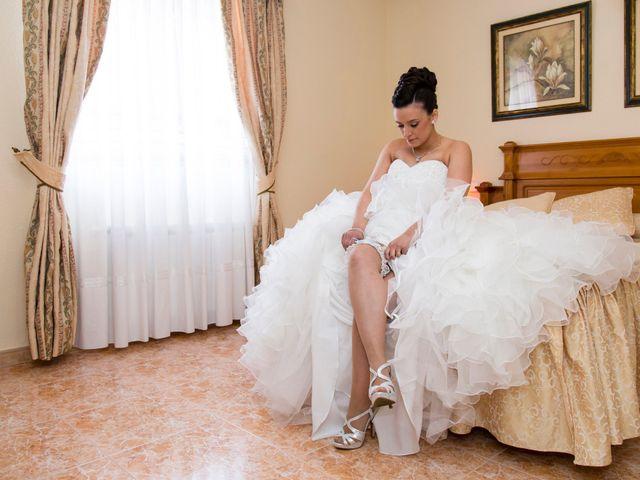 La boda de Sergio y Sonia en Cubas De La Sagra, Madrid 13