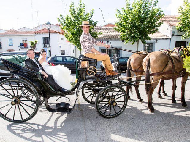 La boda de Sergio y Sonia en Cubas De La Sagra, Madrid 17