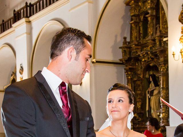 La boda de Sergio y Sonia en Cubas De La Sagra, Madrid 20