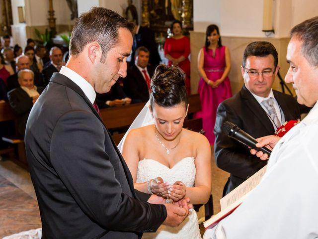 La boda de Sergio y Sonia en Cubas De La Sagra, Madrid 21