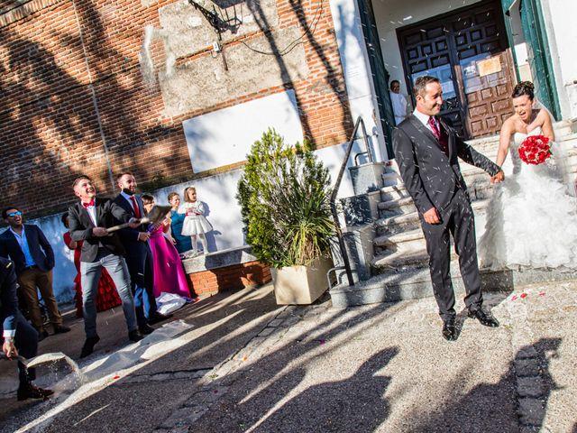 La boda de Sergio y Sonia en Cubas De La Sagra, Madrid 23