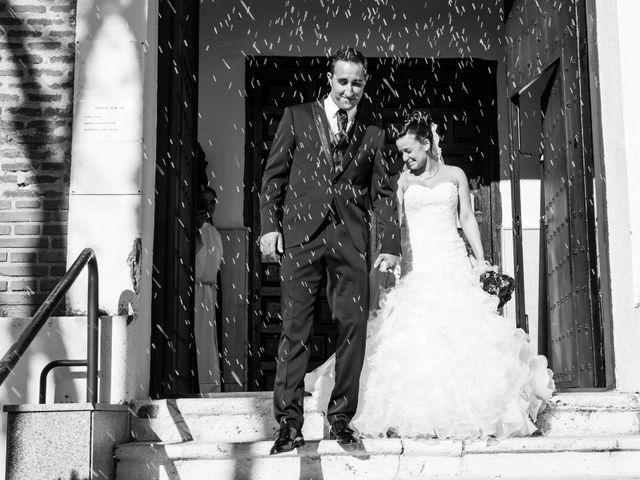 La boda de Sergio y Sonia en Cubas De La Sagra, Madrid 24