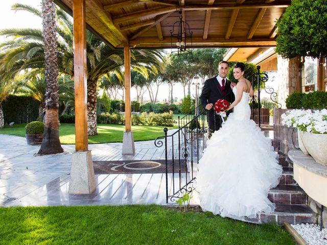 La boda de Sergio y Sonia en Cubas De La Sagra, Madrid 1