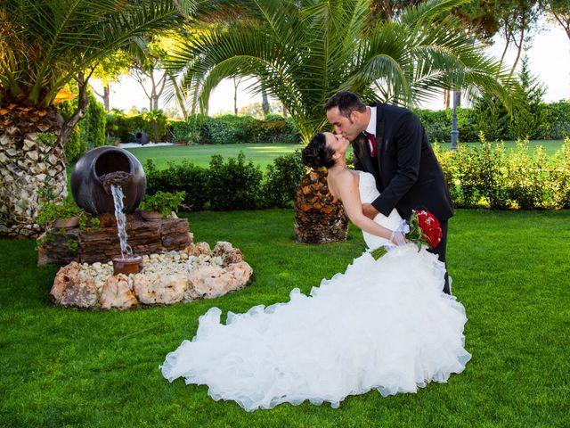 La boda de Sergio y Sonia en Cubas De La Sagra, Madrid 26