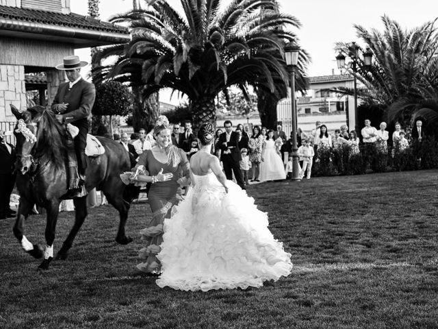 La boda de Sergio y Sonia en Cubas De La Sagra, Madrid 29