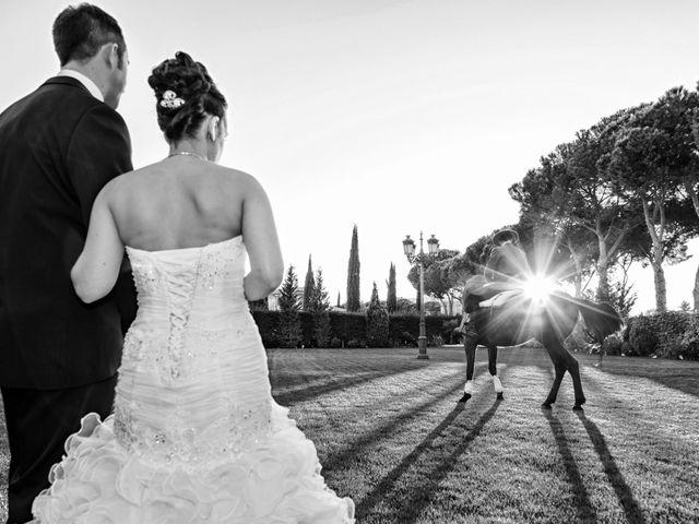 La boda de Sergio y Sonia en Cubas De La Sagra, Madrid 31
