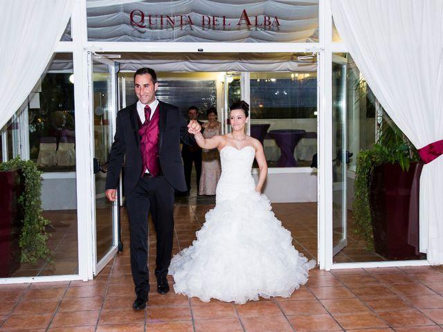La boda de Sergio y Sonia en Cubas De La Sagra, Madrid 32