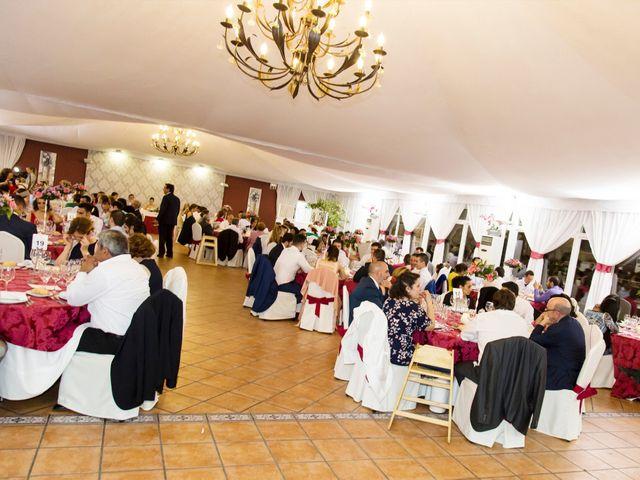 La boda de Sergio y Sonia en Cubas De La Sagra, Madrid 34