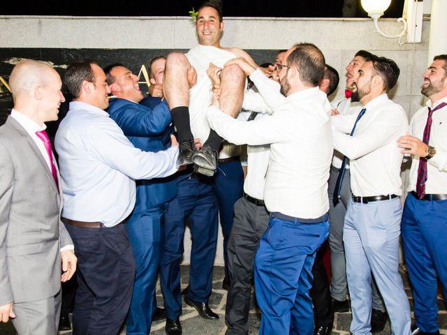 La boda de Sergio y Sonia en Cubas De La Sagra, Madrid 36