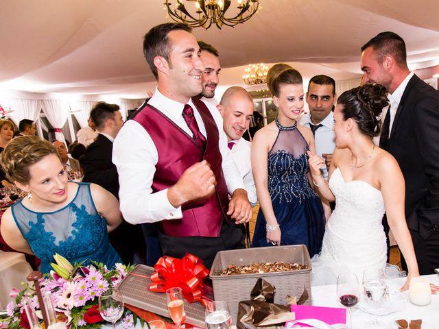 La boda de Sergio y Sonia en Cubas De La Sagra, Madrid 37