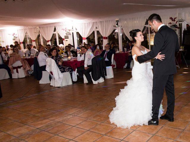 La boda de Sergio y Sonia en Cubas De La Sagra, Madrid 38