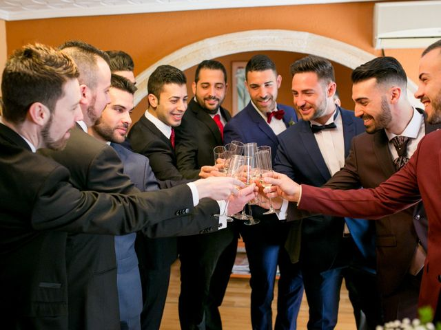 La boda de Victor y Thais en Picassent, Valencia 9