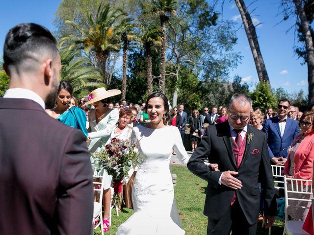 La boda de Victor y Thais en Picassent, Valencia 21