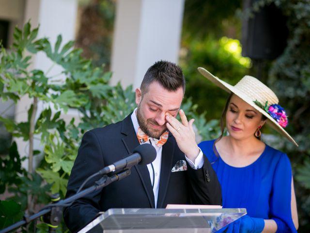 La boda de Victor y Thais en Picassent, Valencia 25
