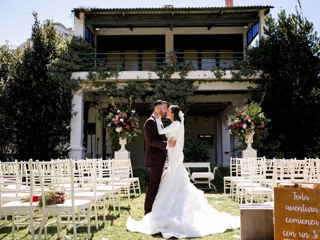 La boda de Victor y Thais en Picassent, Valencia 1