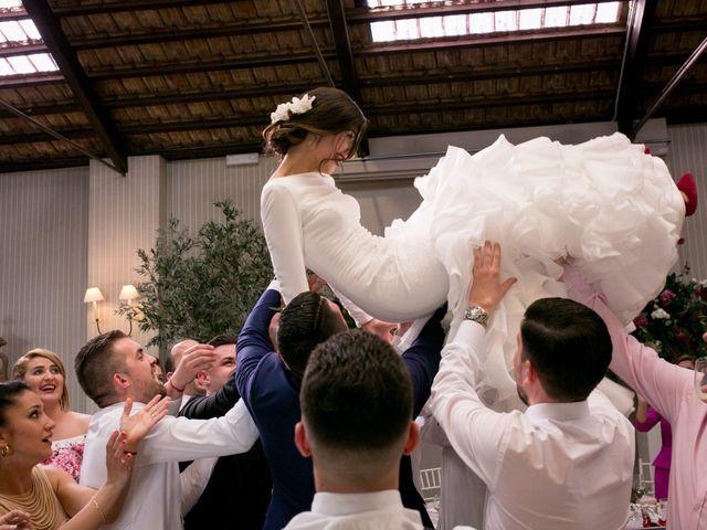 La boda de Victor y Thais en Picassent, Valencia 35