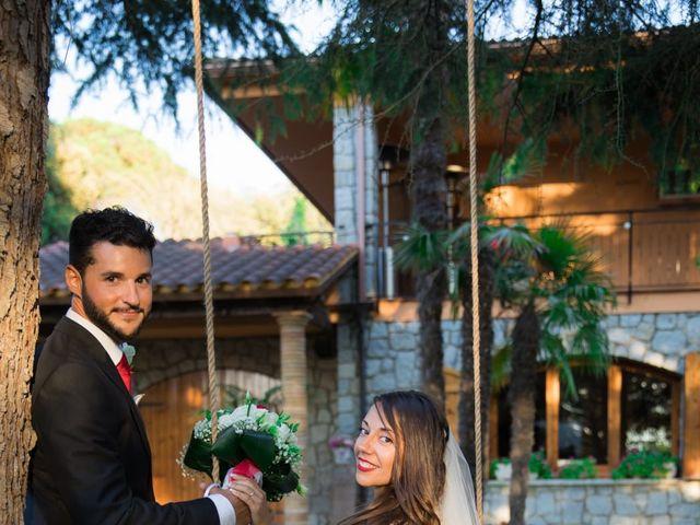 La boda de Daniel  y Susana  en Vilanova Del Valles, Barcelona 1