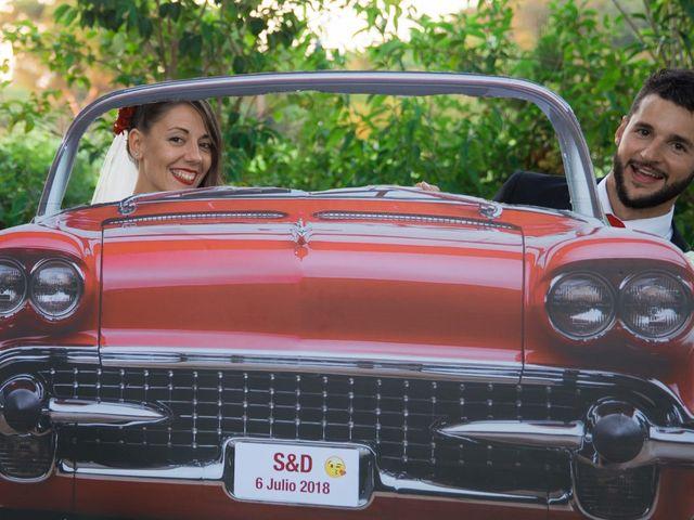 La boda de Daniel  y Susana  en Vilanova Del Valles, Barcelona 6
