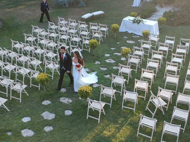 La boda de Daniel  y Susana  en Vilanova Del Valles, Barcelona 8
