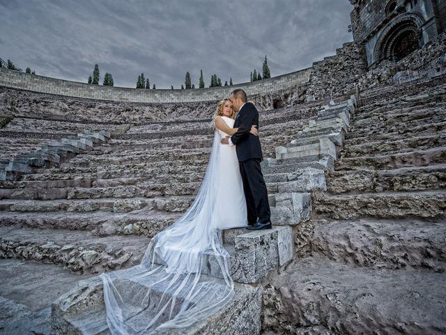 La boda de Virginia y Nino