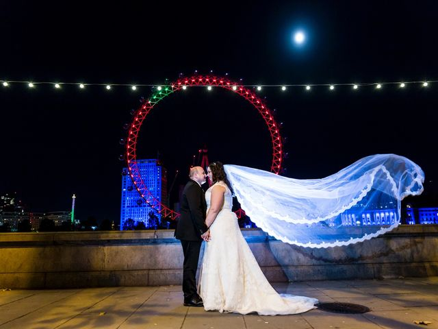 La boda de Mª Antonia y Javier