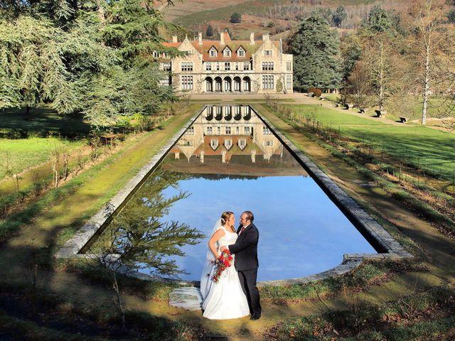La boda de Jose David y Patricia en Las Fraguas, Cantabria 9