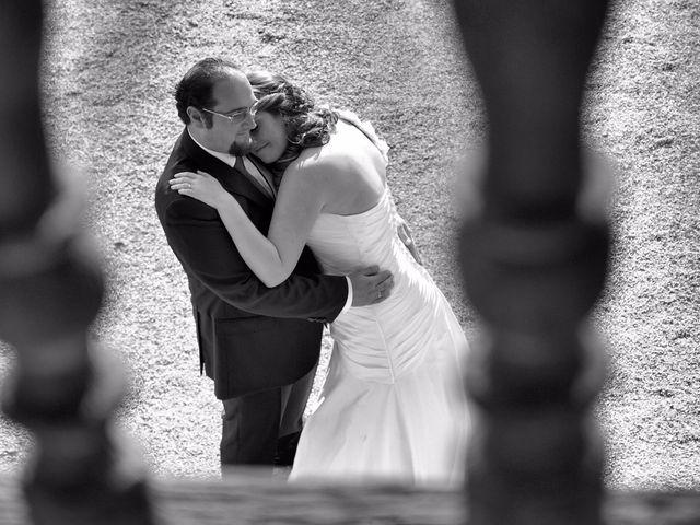 La boda de Patricia y Jose David
