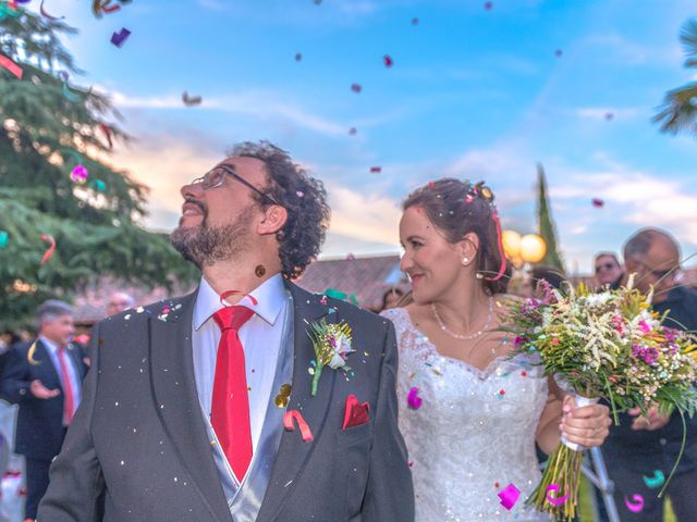 La boda de Ricardo y Mariví en Aranjuez, Madrid 17