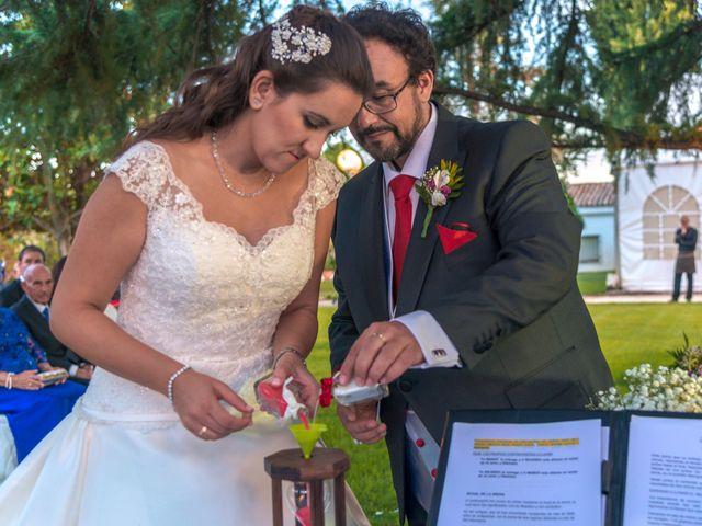 La boda de Ricardo y Mariví en Aranjuez, Madrid 2