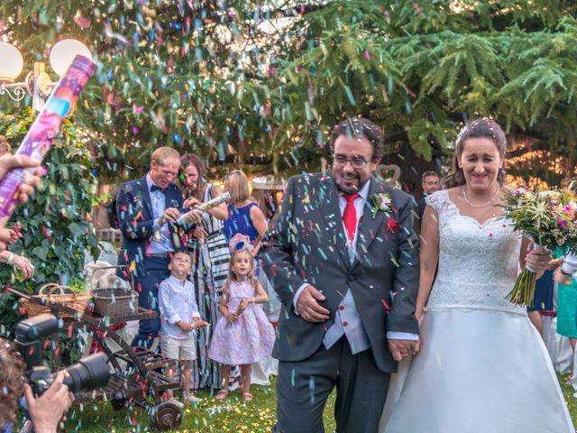 La boda de Mariví y Ricardo